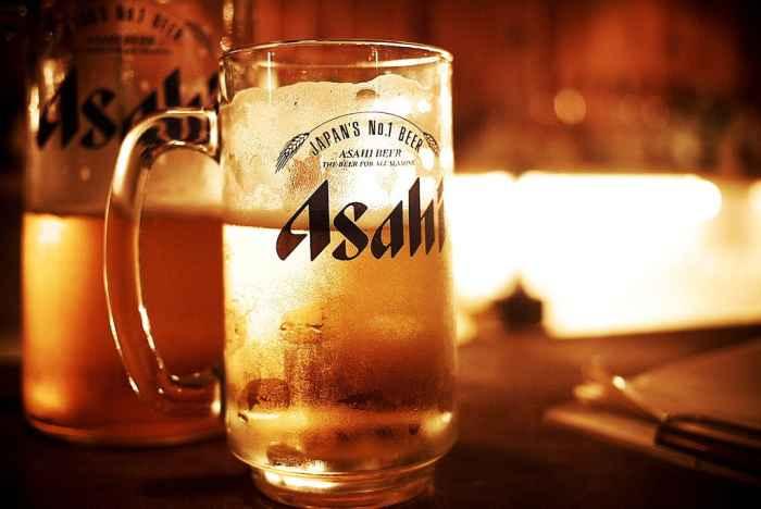 Пиво Асахи