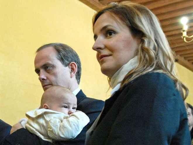 Жан Орлеанский с женой