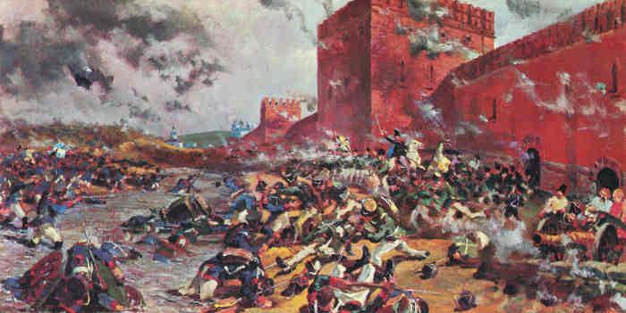Смоленская битва 1812 года