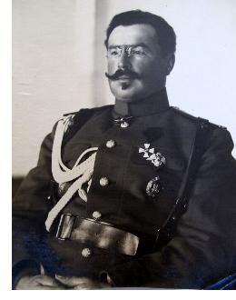 генерал Духонин Николай Николаевич