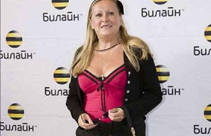 Жена режиссера Никиты Михалкова Татьяна