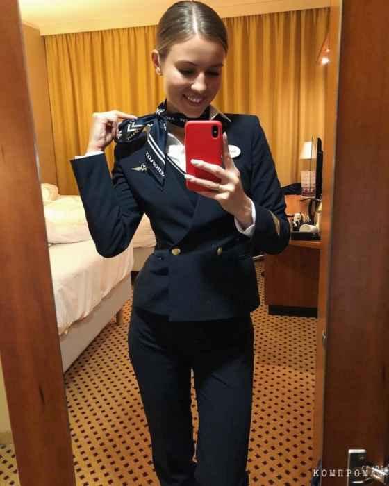 Новая жена Абызова Валентина Григорьева