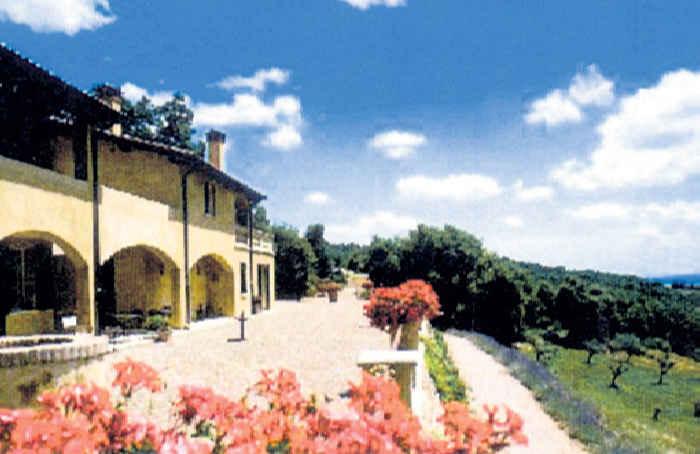 Итальянское поместье Абызова