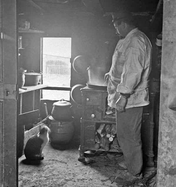Декабрь 1916 года, Domjevin