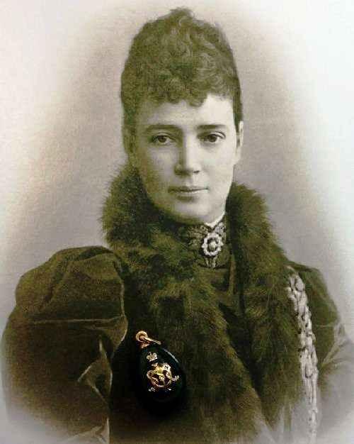 Мария Фёдоровна вдовствующая Императрица
