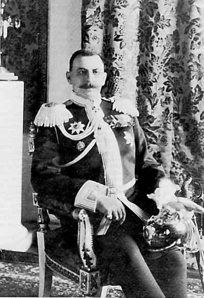 Князь Феликс Юсупов старший