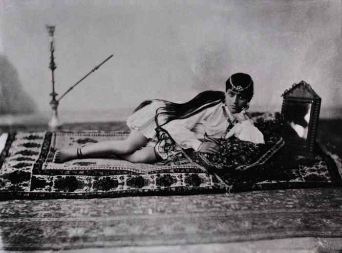 Иран 1901 год