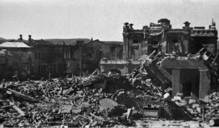 Новороссийск 1943