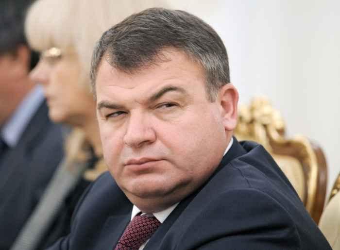 Анатолий Эдуардович Сердюков