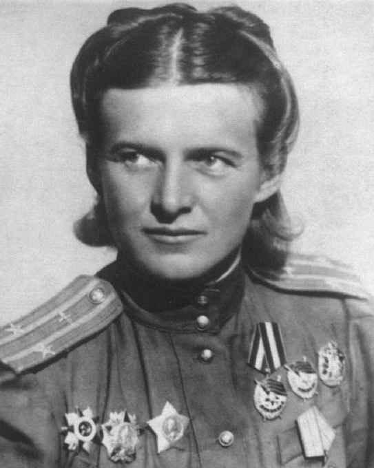 Евдокия Давыдовна Бершанская