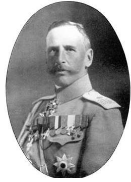 генерал Келлер Фёдор Артурович