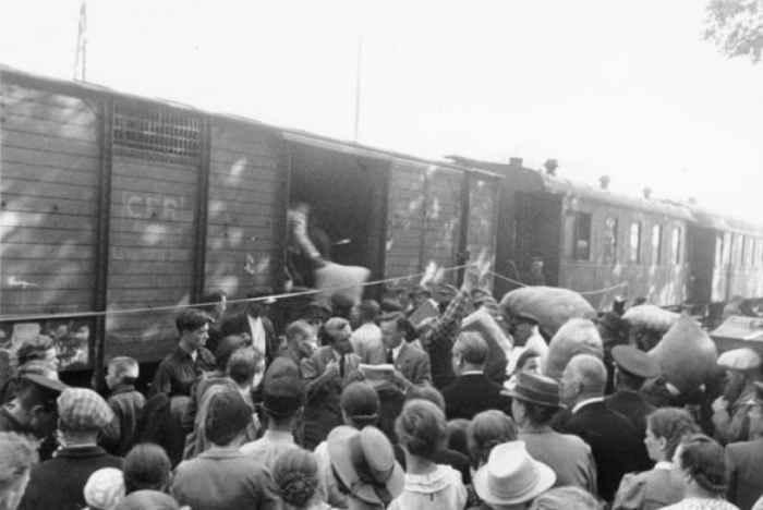 Депортация из Прибалтики 1949