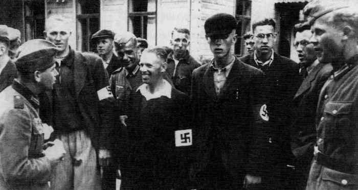 Литовские фашисты