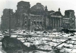 развалины Рейхстага
