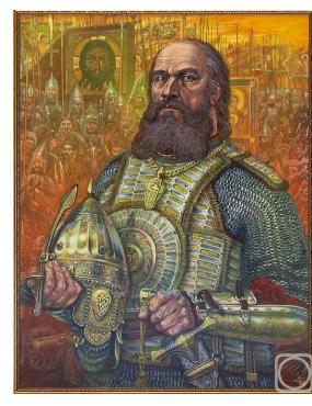 Князь Михаил Воротынский
