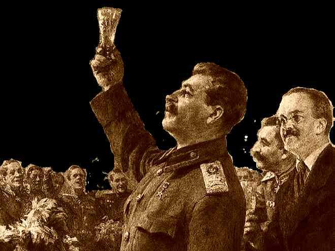 Сталин 1945 год