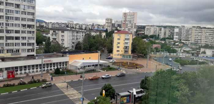 Новороссийск. Проспект Ленина