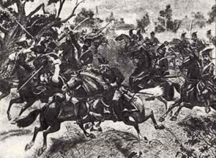 Сражение при Козлуджи 1774