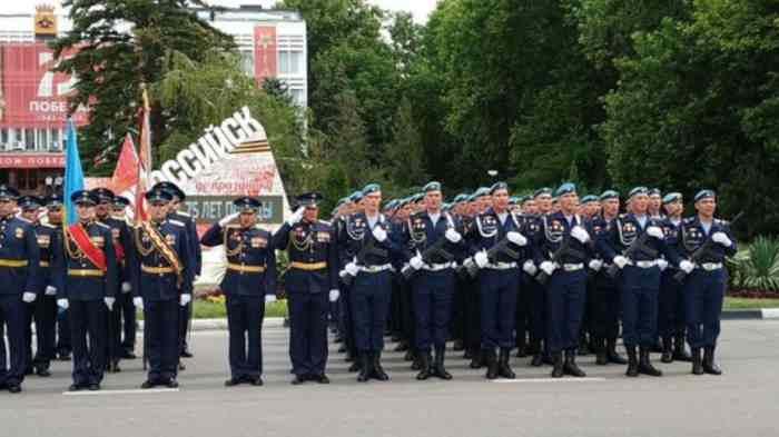 Новороссийск. Коробка 7-й парашютно-десантной штурмовой дивизии