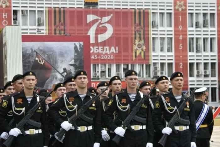 Новороссийск. Морская пехота