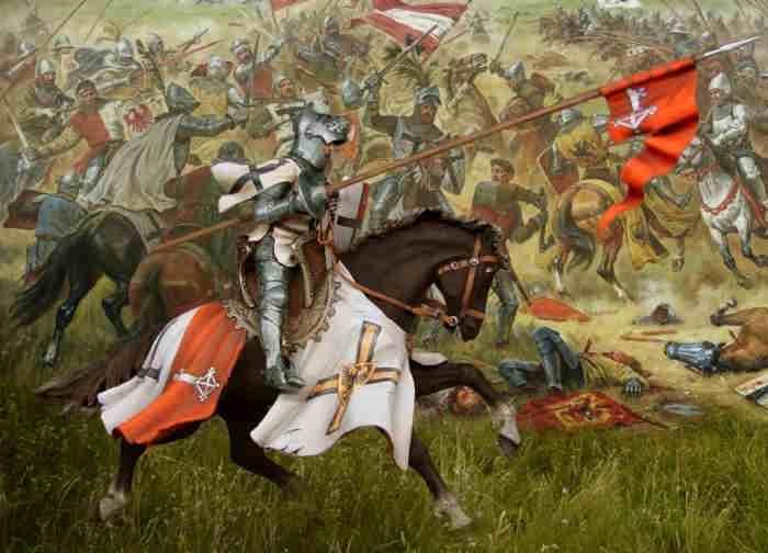 Смоленские полки в Грюнвальдской битве