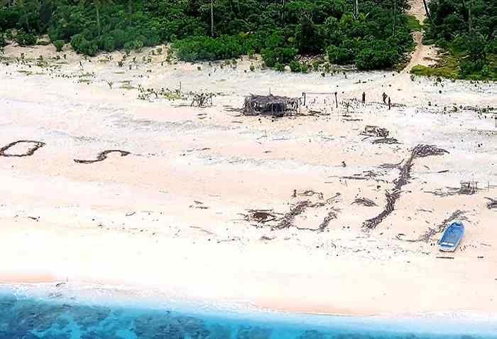 жилище папуасов