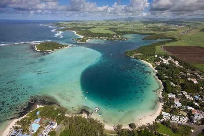 Blue Bay, Island of Mauritius