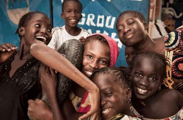 Негры Сенегала
