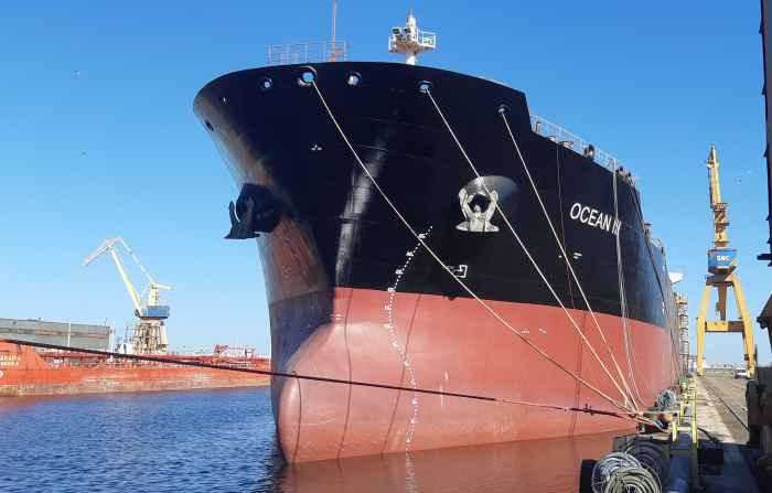 mototanker OCEAN III