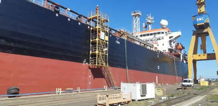 tanker OCEAN III