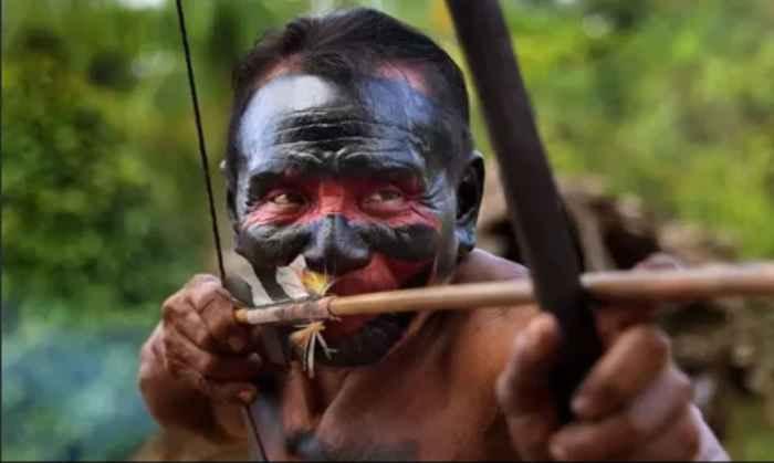 Амазонский абориген