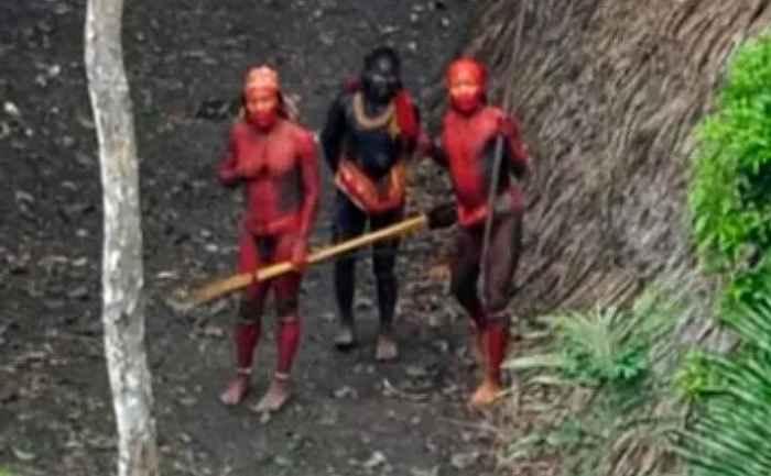 Аборигнеы Амазонки