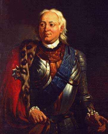 генерал-адмирал Апраксин Фёдор Матвеевич