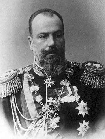 генерал-адмирал в.кн. Алексей Александрович 1893