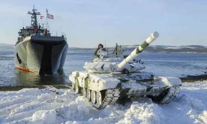 Россия в Арктике