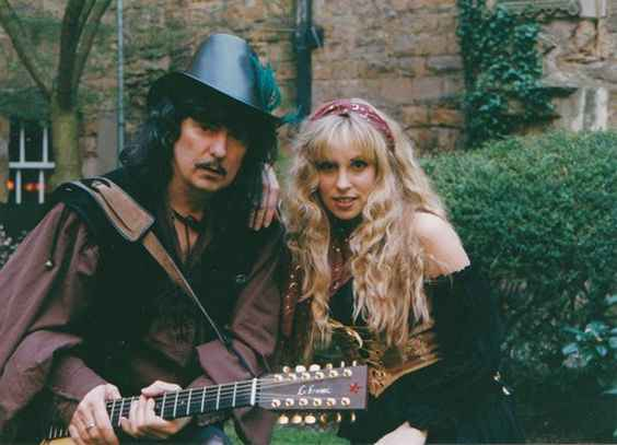 Ritchie and Candice Blackmore