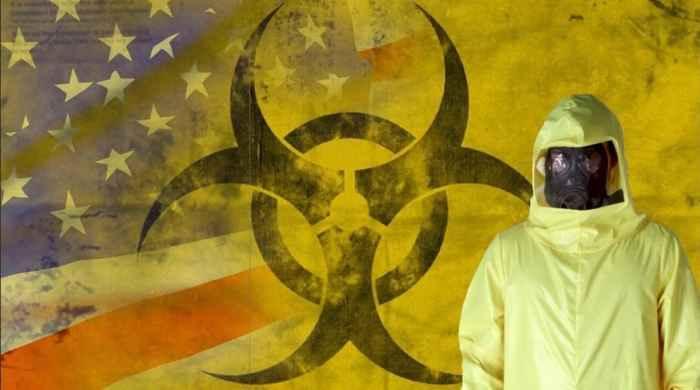 Бактериологические разработки США