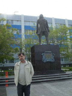Капитан Никольский