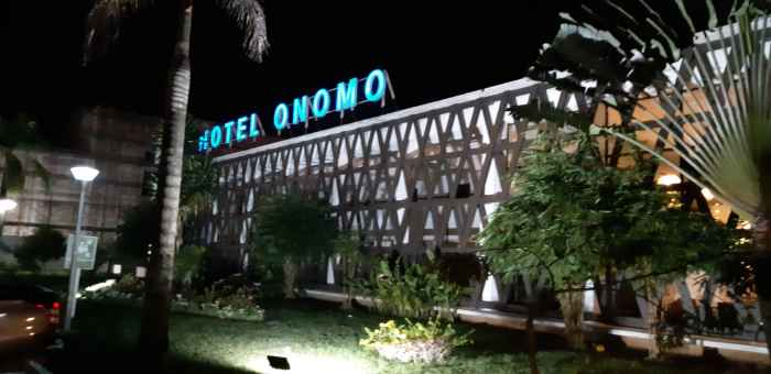 Hotel Onomo, Abidjan