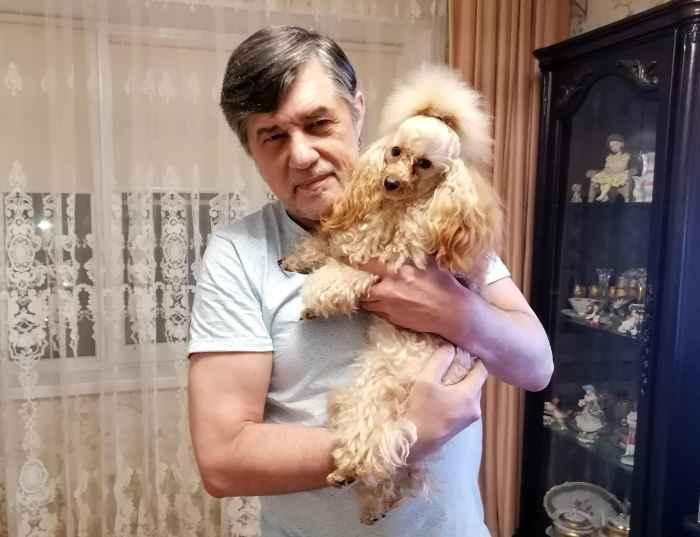Кешью Мой Нежный Ангел с папой