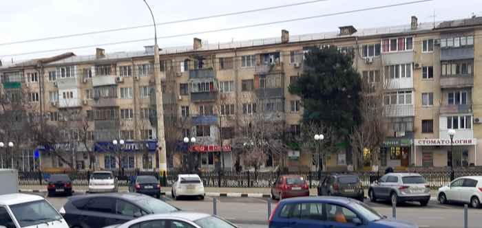 Новороссийск проспект Дзержинского