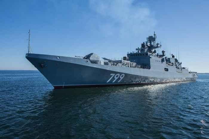 СКР Адмирал Макаров, проект 11356