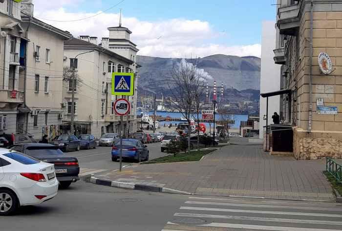 Новороссийск 2 марта 2021
