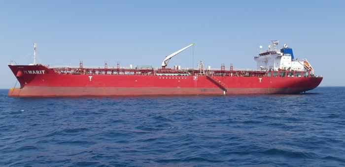 chemical tanker PK MARIT