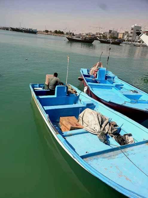 Лодка шипшандлера