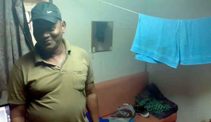 4th Engineer Kingsly Dasappan Renjithaboy