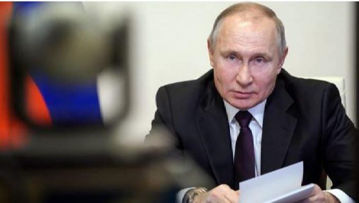 Владимир Путин. Фото © ВВС