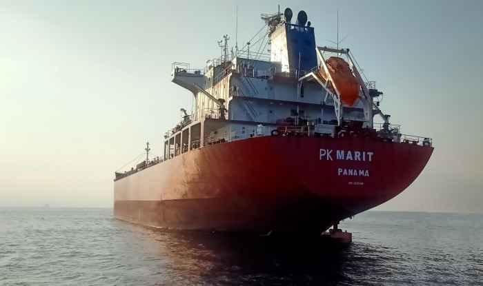 """танкер - химовоз """"PK MARIT"""""""