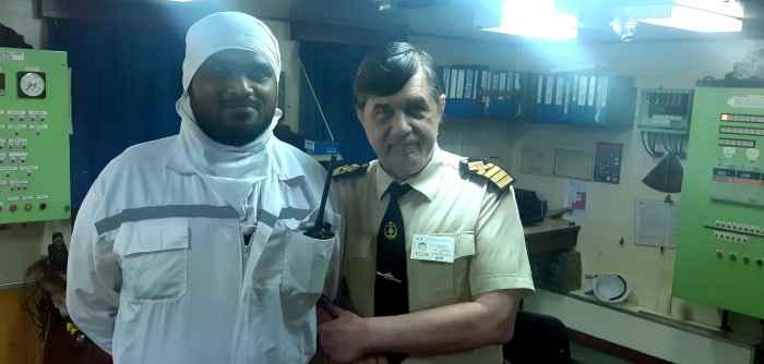 Индийский басурман Mohammed Misbah Ansari