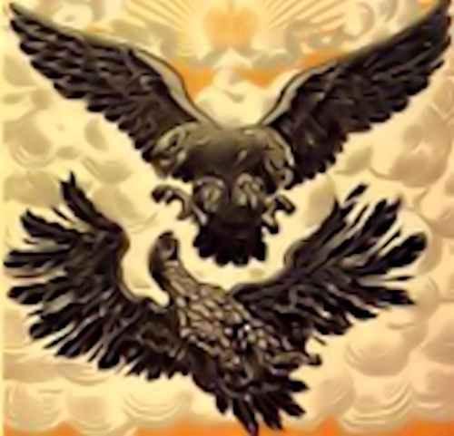 Русский боевой орёл 1914